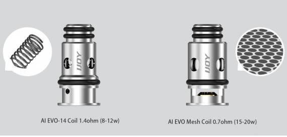 IJOY AI EVO kit - the successor to the shogun dynasty ...