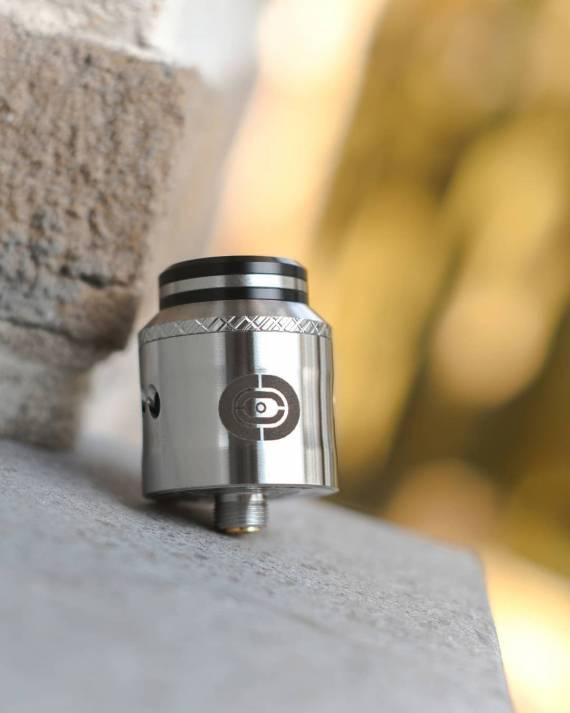 Augvape x Twisted Messes OCCULA RDA - instance for the ocul coilbuilding ...