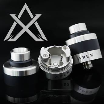 Vicious Ant Apex RDA - beauty with incredible customization capabilities ...