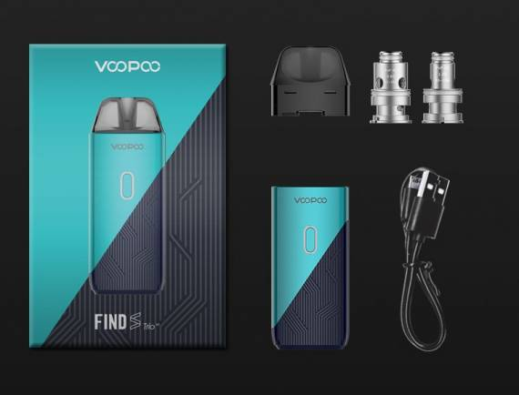 VOOPOO Find S Trio Kit