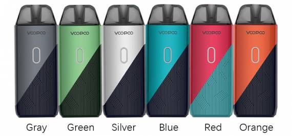VOOPOO Find S Trio Kit - the firstborn of the new line from Vupu ...