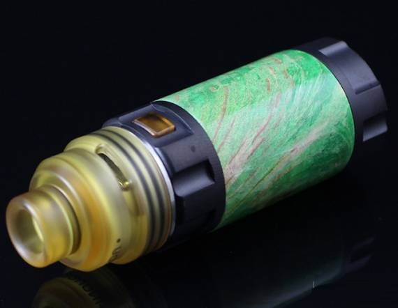 ULTRONER Mini Stick Mechanical Mod + Ultroner RDA Kit - affordable beauty ...