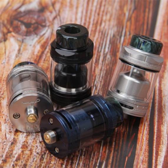 Footoon Aqua Master V2 RTA - tricky ... - sophisticated airflow now for one spiral ...