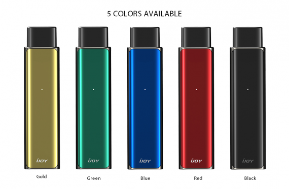 IJOY LUNA kit Review
