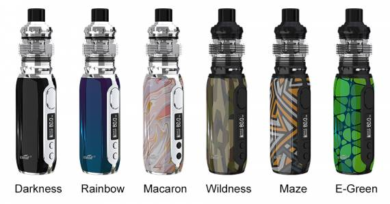 Eleaf iStick Rim Kit Review