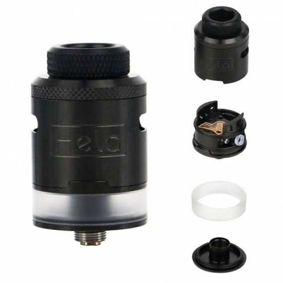 Engeston Hela II RDTA Kit Review