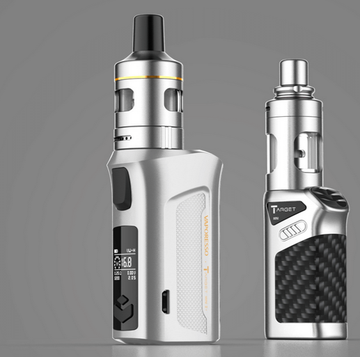Vaporesso Target Mini 2 kit - a brand new stealth device for the coming summer ...