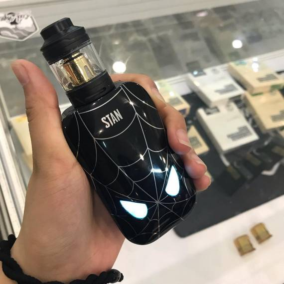 Cool Vapor STAN 200W MOD Review