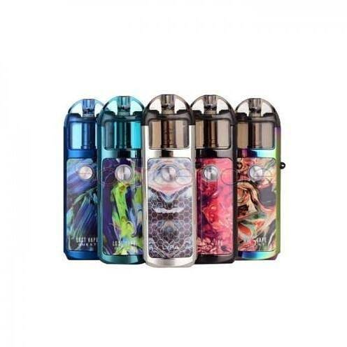 Lost Vape Lyra Pod System Kit - will it be possible to hit the jackpot this time too? ...