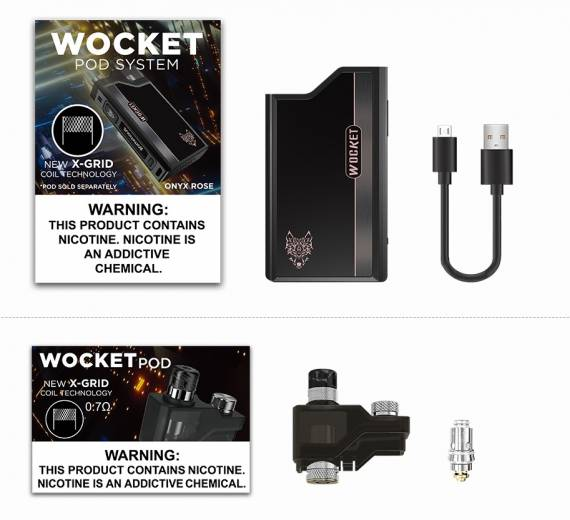Snowwolf Wocket Pod System Review