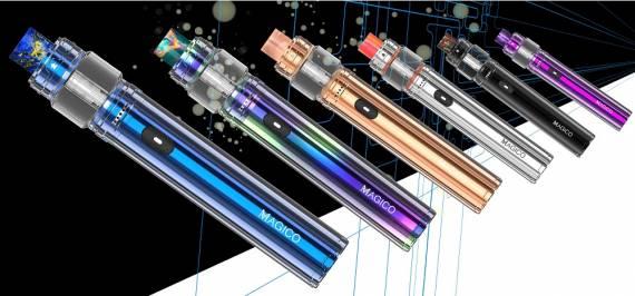 HorizonTech Magico Nic Salt kit - for both normal and salt nicotine ...