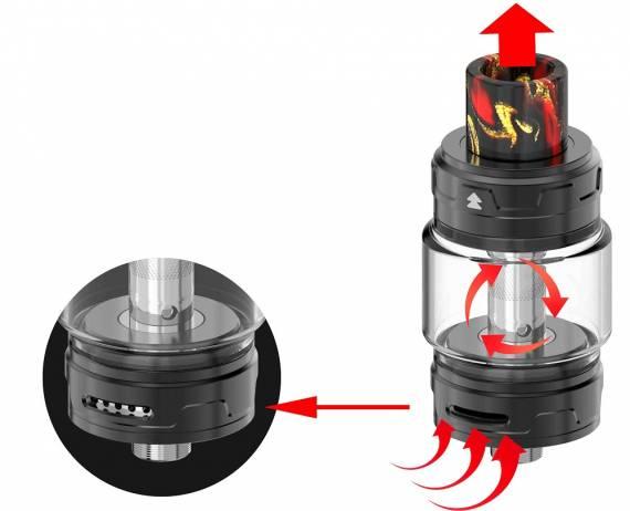 HorizonTech Magico Nic Salt kit - и для обычного, и для солевого никотина...