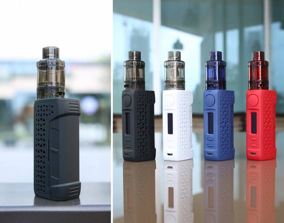 Teslacigs WYE 2 86W Kit - tempting as before, but ...