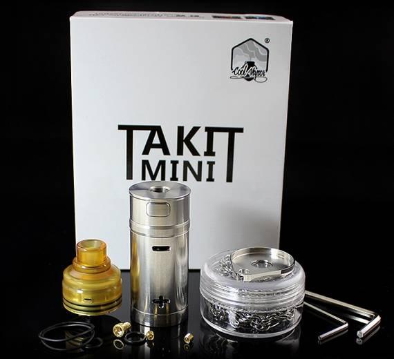 Cool Vapor Takit Mini Kit - стелс набор по доступной цене...