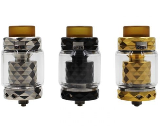 Marvec Priest V2 RTA - and again a bunch of faces ...