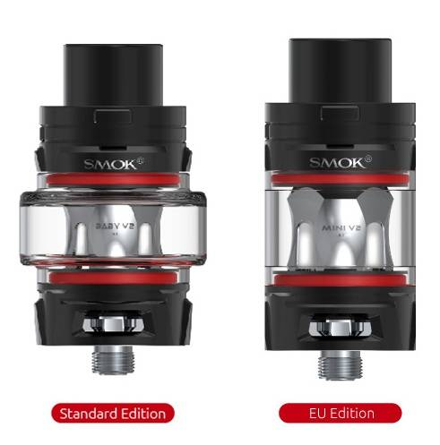 Smok Stick V9 kit - a decent set for fans of non-services