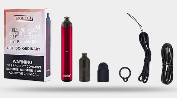 Sigelei ODO 2 kit Review