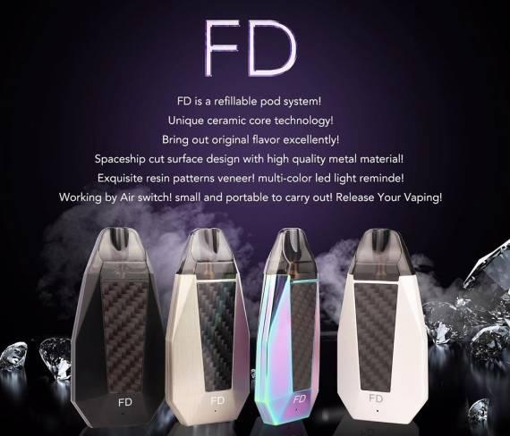 Syiko FD pod system - теперь решили презентовать экземпляр попроще...
