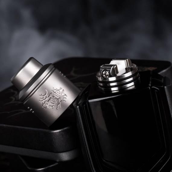 Новые старые предложения - Wotofo Profile RDA Titanium и Wotofo Recurve Dual RDA...
