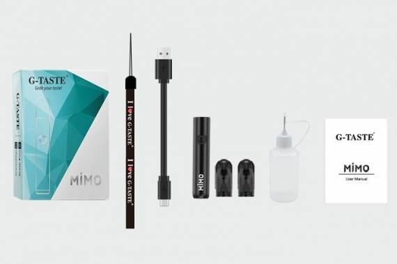G-Taste Mimo Pod kit - говорящее название...