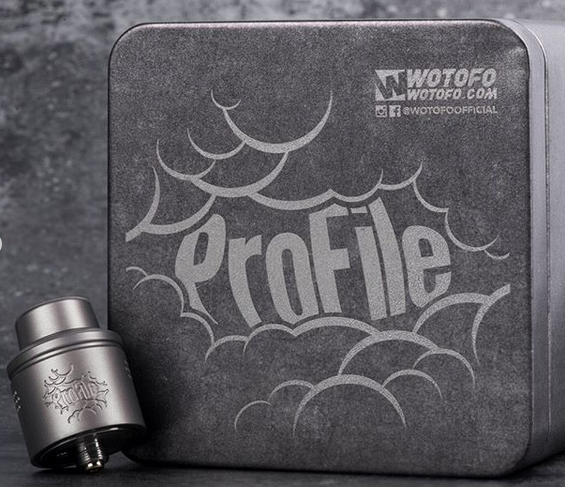 New old offers - Wotofo Profile RDA Titanium and Wotofo Recurve Dual RDA ...