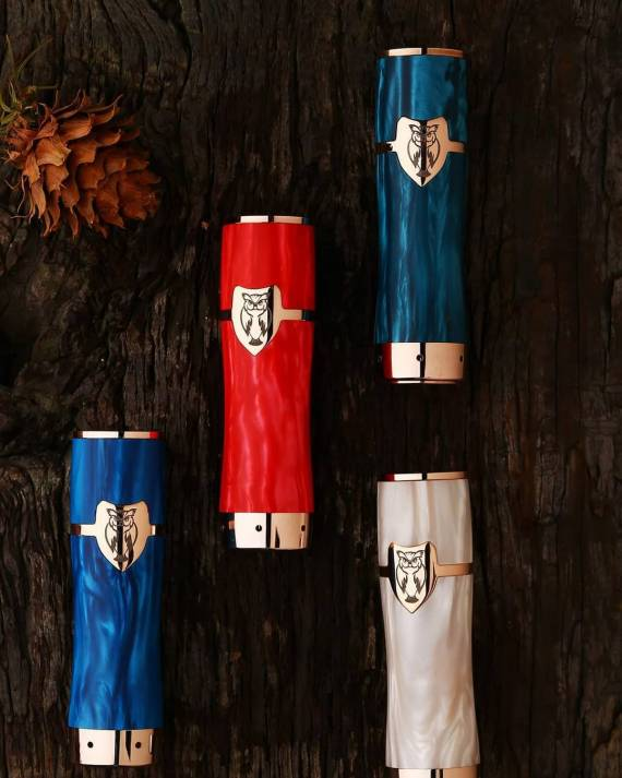 Onetop Pallas Mechancial Tube mod - mechmod with a ring at the price of a drip ...