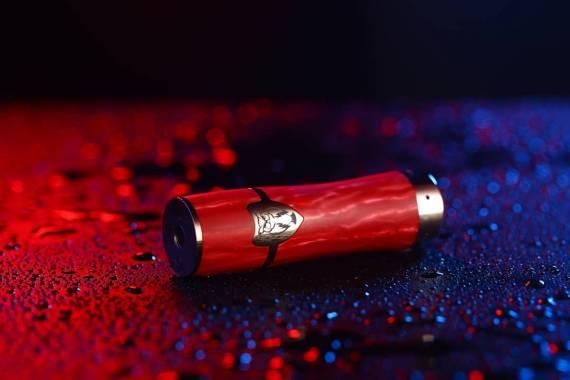 Onetop Pallas Mechancial Tube mod - мехмод с кольцом по цене дрипки...