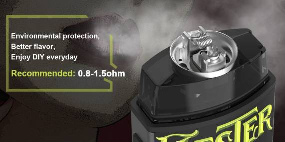 Vapefly Jester Pod - served by AIO - the second is already more interesting ...