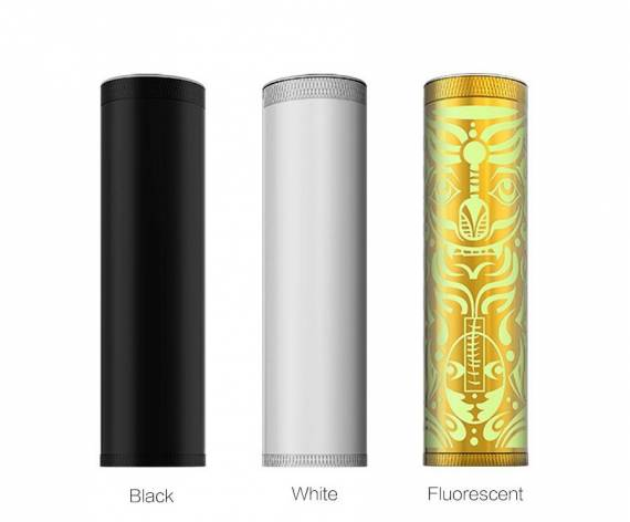 Uwell Soulkeeper Mod - Fluorescent Pipe Mod ...