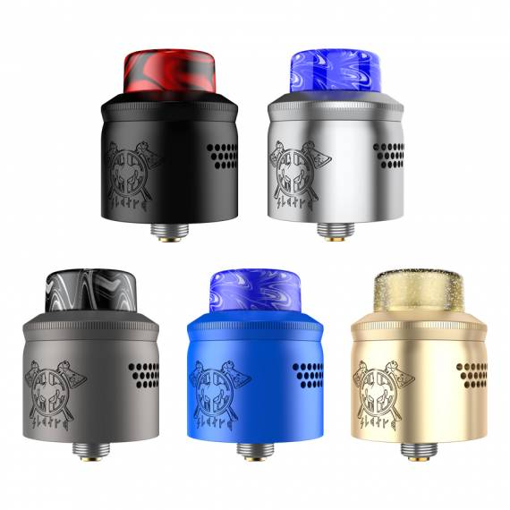 Mechlyfe Slatra RDA - and again double mesh ...