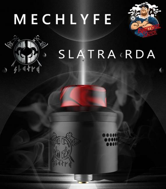 Mechlyfe Slatra RDA - и снова двойная сетка...