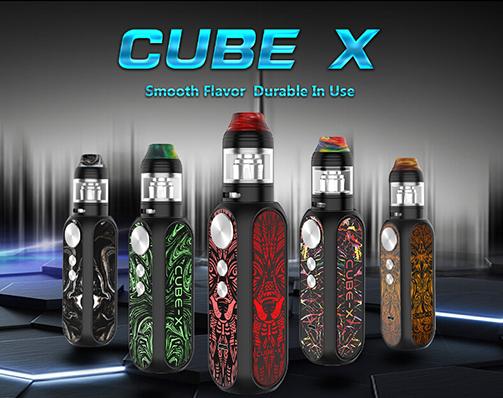 OBS Cube X Kit - аллилуйя, сменная АКБ...