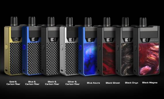 Feel ???  - Geek Vape Frenzy kit ...