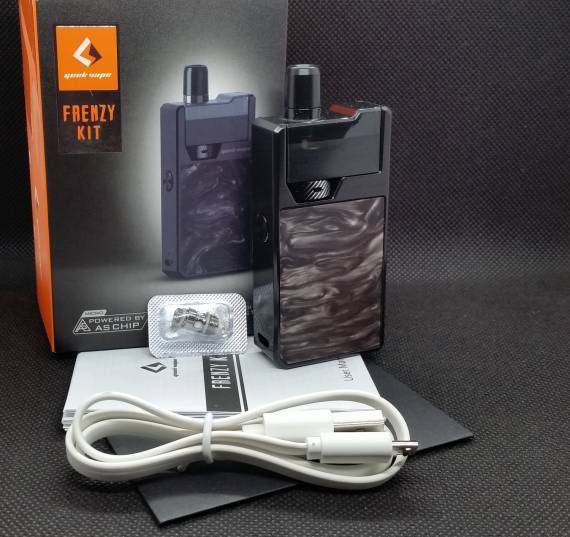 Пощупаем??? - Geek Vape Frenzy kit...