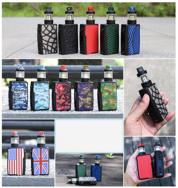 Vandy Vape Swell Kit - пновый флагман на две банки с недюжинным функционалом...