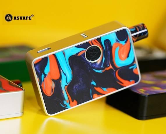 Asvape Micro Kit - симпатичный набор с функционалом бокс мода...