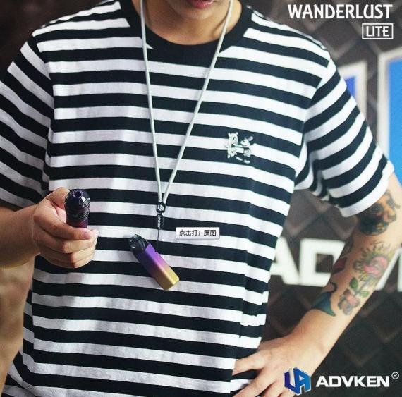 Advken Wanderlust Lite Pod Kit Review