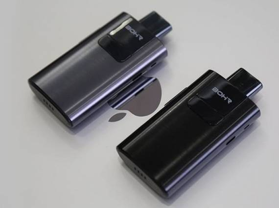 Bohrvape Flask pod - as elegant as a grand piano ...