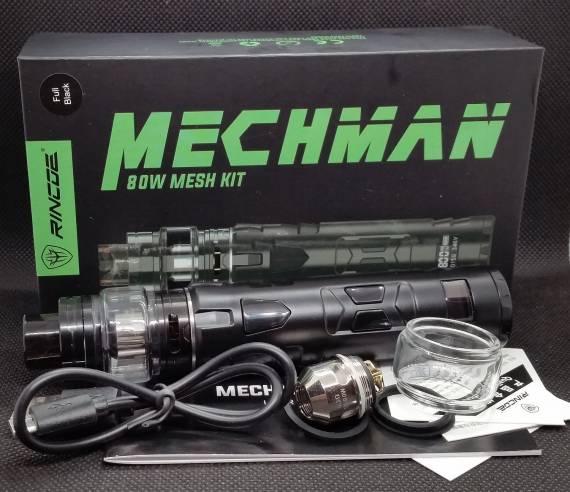 Пощупаем??? - Rincoe Mechman 80W Mesh Kit...