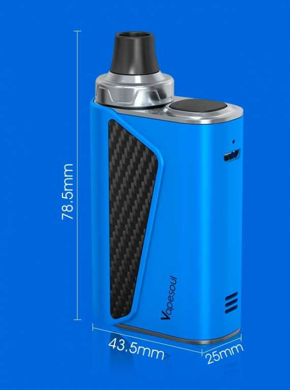 Vapesoul Vslim Starter Kit Review