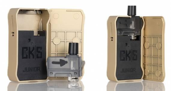 CKS JUNIOR  Pod System Review