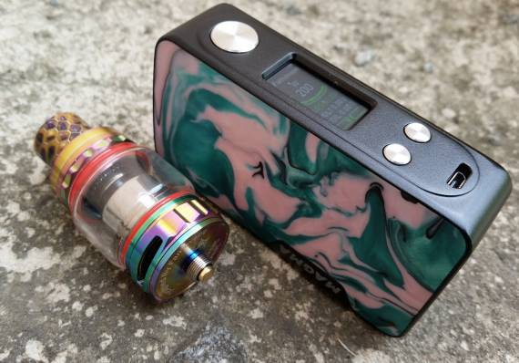 Famovape Magma Box Review