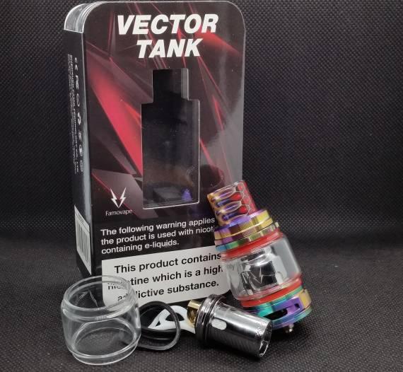 Пощупаем??? - Famovape Magma Box и Vector Tank...