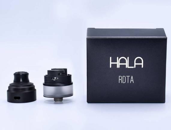 GAS Mods Hala BF RDTA - новое - это незабытое старое...