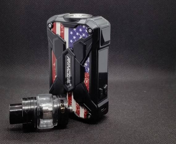 Rincoe Mechman 228W Mesh Kit Review