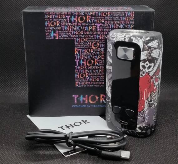 Пощупаем??? - Think Vape Thor 200W...