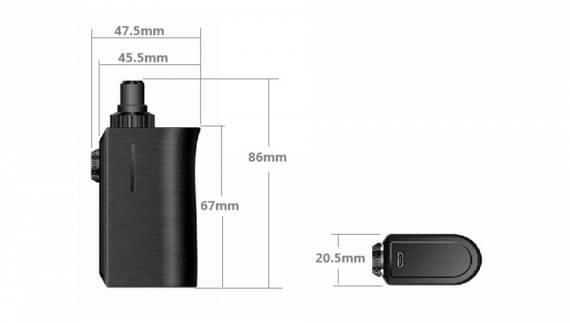 Squid Industries SQUAD 3-in-1 Pod System - обслуга, одноразовка и сменные испарители...