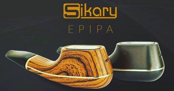 Sikary Epipa - собственно говоря е-пипа...