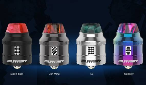 Пощупаем??? - Vandy Vape Mutant RDA...