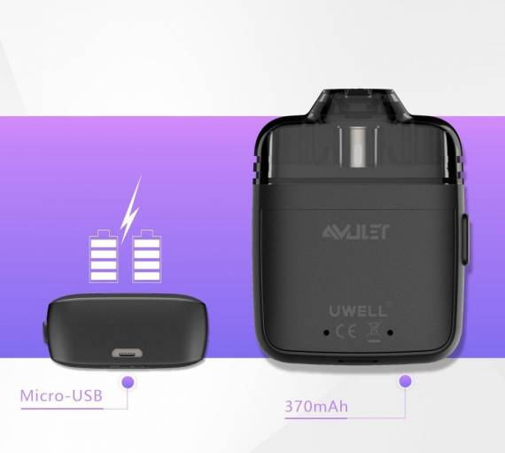 UWELL Amulet Pod System Review